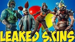 Fortnite Leaked Skins 6.21 (Nouvelle Saison 6)