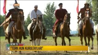 Hün Türk Kurultayı ve Türk Macar İlişkileri Macar Turan Vakfı Başkanı Anlatıyor TRT Avaz