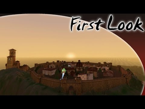 "First Look #21: The Sims 3: Monte Vista - ""Pizzaaaaa!"""