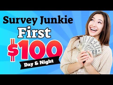 Surveys that pay cash instantly Survey Junkie review Surveys for money paypal