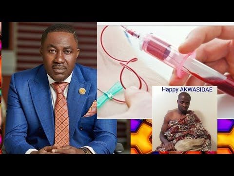 Dr. Osei Kwame Despite's Bl00D R!tual Exposed. Let us share - Evangelist Addai