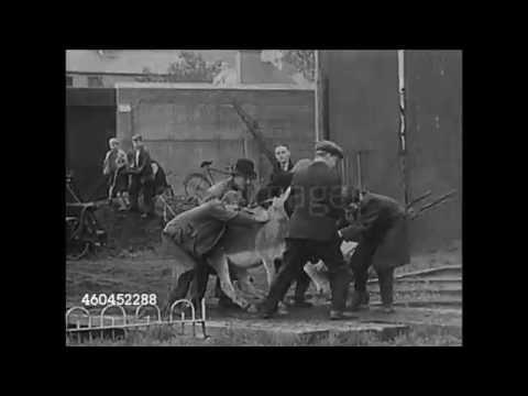 Rare film clips of Dublin in the 1930s/40s.