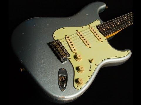 "Fender Custom Shop Dealer Select Wildwood ""10"" Masterbuilt 1959 Stratocaster Relic  •  SN: R60507"