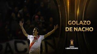 El golazo colectivo de Nacho Fernández para el River 2 - Boca 0 | CONMEBOL Libertadores