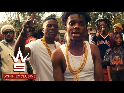 """Baby Soulja """"Dirty Remix"""" Feat. Young DT & Boosie BadAzz"""