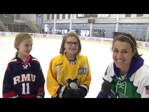 NWHL Live: All Star Skills Competition 2.11.17