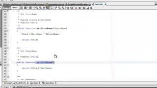 Login Application Using Symfony2  Bootstrap