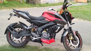 Bajaj Pulsar 200 NS (2018) BS4 Walkaround - First Look | BY CapTain MotoHolic
