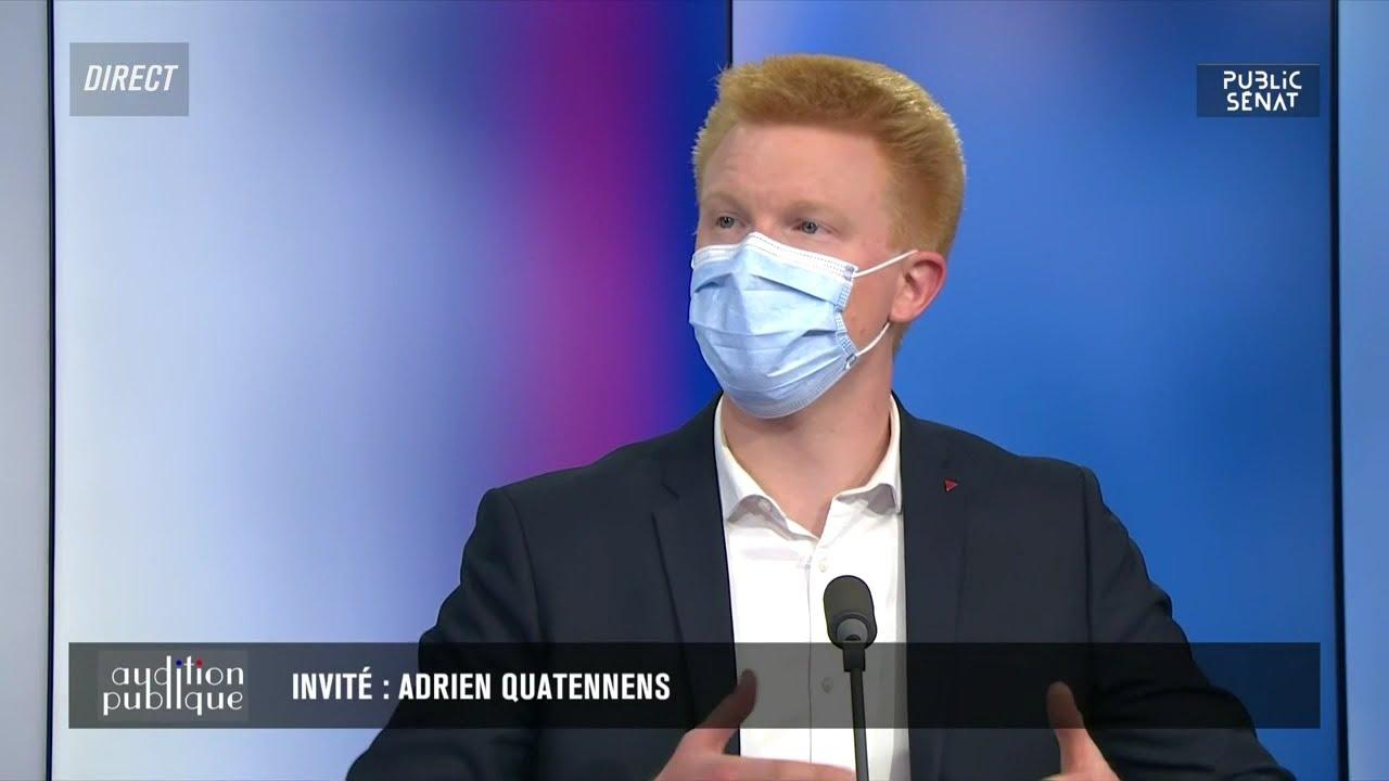 Download Tribune de militaires : Adrien Quatennens appelle Emmanuel Macron à intervenir