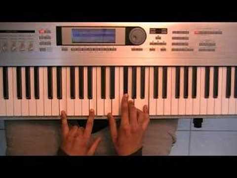 Piano Tutorial of Alicia Keys Diary
