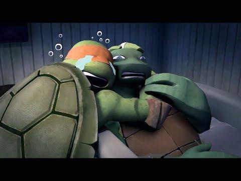 Лео Очнулся - Leo Is Back - Teenage Mutant Ninja Turtles Legends