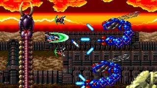 Gate of Thunder - Devil Mode - Longplay - PC Engine - TurboGrafx-16 - SuperCDRom² - Shmups - STG