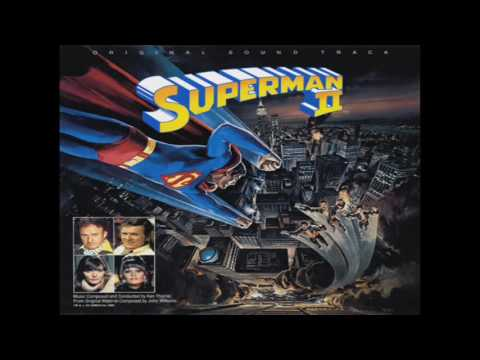 Superman II 1980 OST:  Main Title March