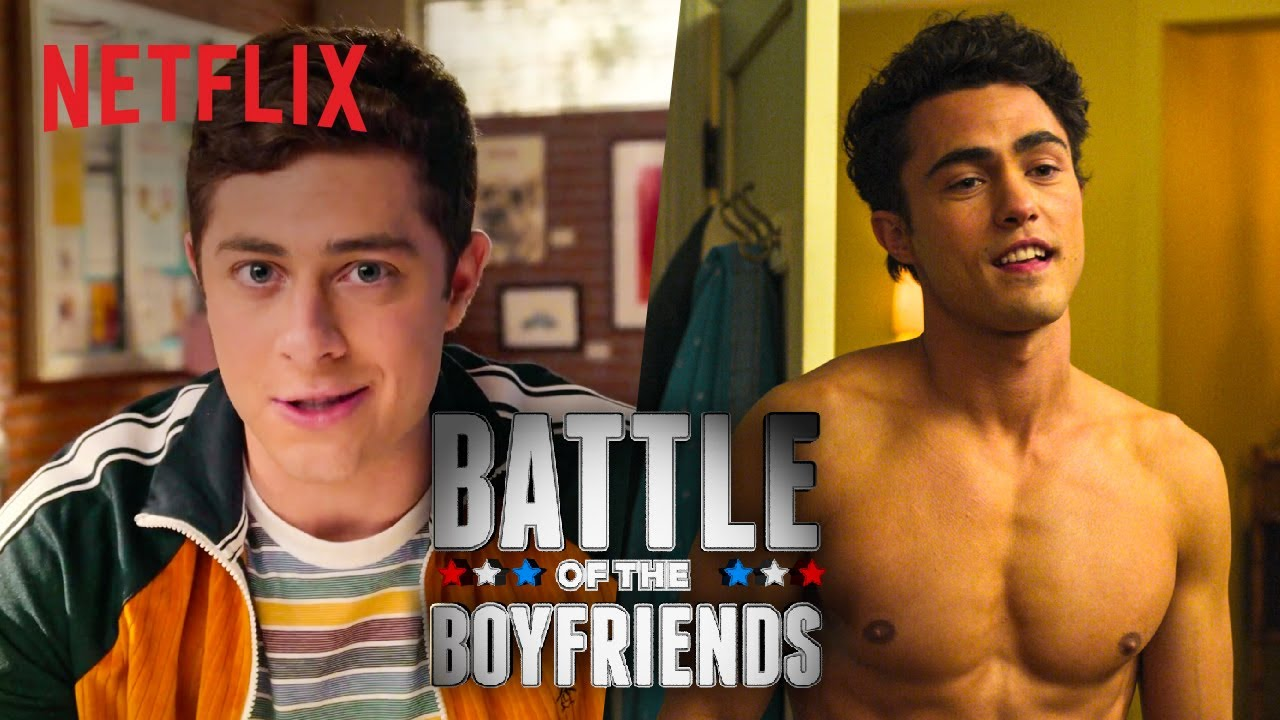 Team Paxton Or Team Ben? | Battle of the Boyfriends | Never Have I Ever | Netflix