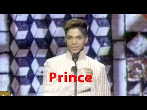 Prince Comes Out To Honor A Foster Parent Who Fostered 100+ Kids (1997)