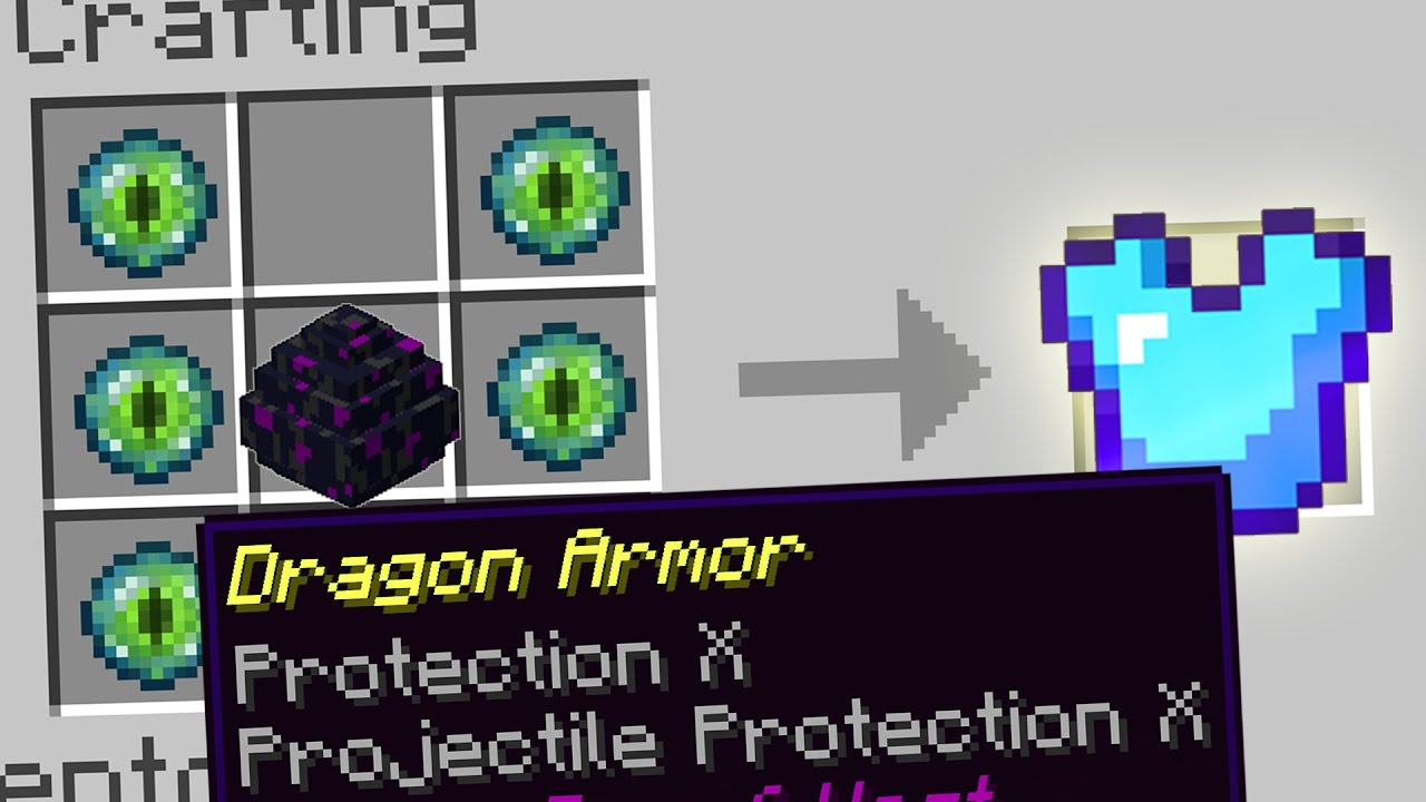 Dragon Armor Minecraft Skin / Similar dragon armor minecraft skins.