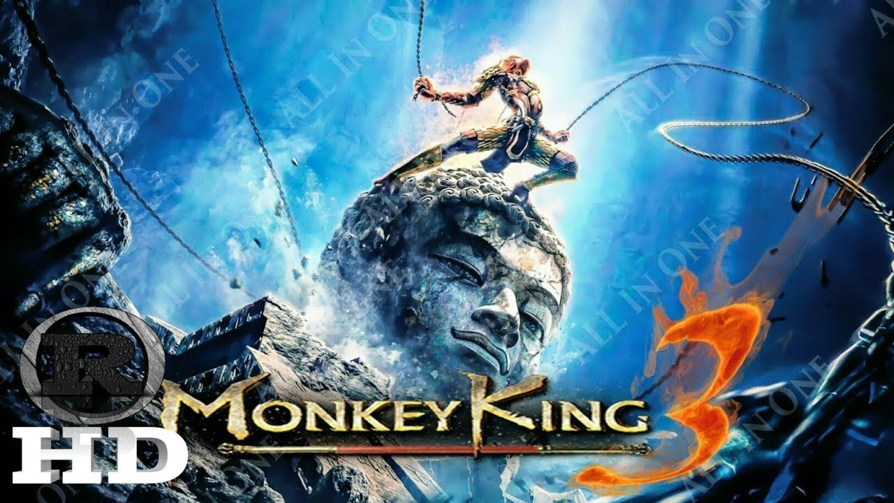 Download The Monkey King 3 (2021) Hindi Action Moive | Action Moive