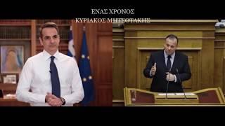 Ένας χρόνος Ιωάννης Παππάς Βουλευτής Δωδεκανήσου  ΝΔ 7/7/2020