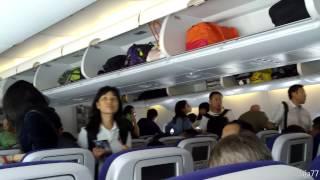 Trip to Beijing #8 - Flight back - part1 (Beijing-Frankfurt with Lufthansa LH721)