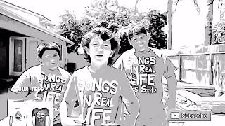 Songs In Real Life Kids Style 3 - Summer Edition cartoon style for kids