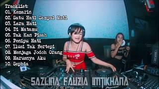 Gambar cover DJ KEMARIN VS SATU HATI SAMPAI MATI BREAKBEAT REMIX 2019