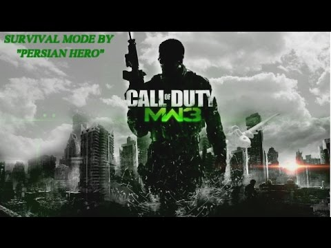 "MW3 SURVIVAL COOP ""OFFSHORE"" BY PERSIANHERO & DIKSMACK"