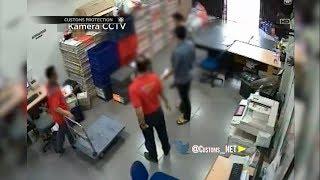 Penjebakan Terhadap WNA yang Menyelundupkan Narkoba Dalam Cargo - Customs Protection MP3