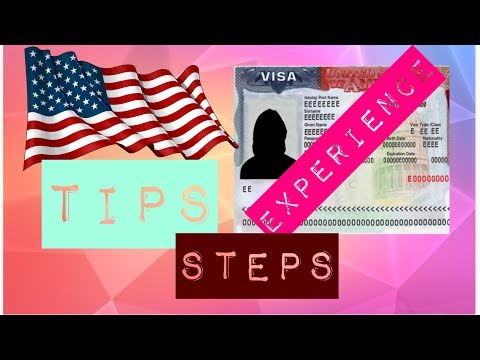 How To Get US Tourist Visa In Canada? REQUIREMENTS