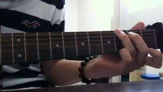 Chuyện Như Chưa Bắt Đầu - Mỹ Tâm Guitar Cover