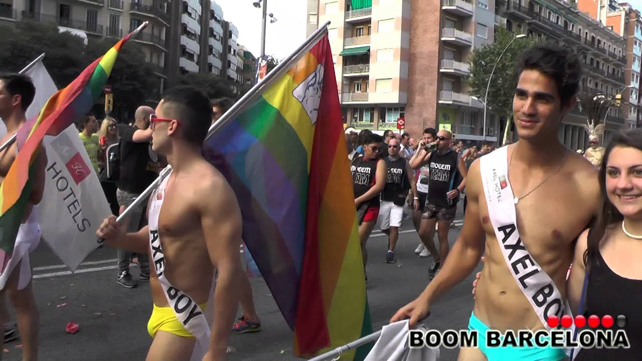 from Leonard barcelona gay