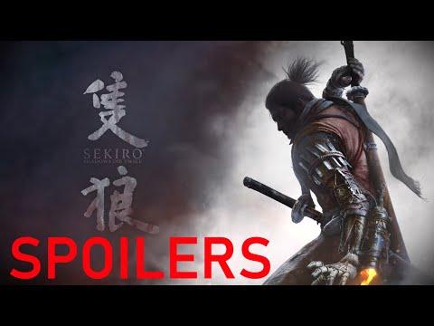 Sekiro: Shadows Die Twice Early Look
