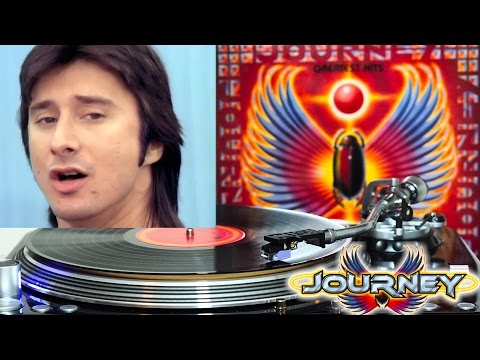 JOURNEY Greatest Hits VINYL