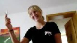 Ärzte Lovepower mit Caro und Spiegel ^^Kamerafrau Ich Vana xD