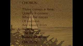 David Thomas & The Pedestrians - Sound Of The Sand