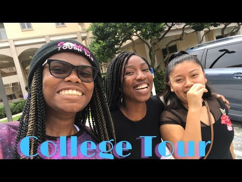 COLLEGE TOUR | Palm Beach Atlantic University