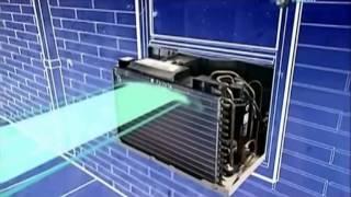 видео Принцип работы кондиционера