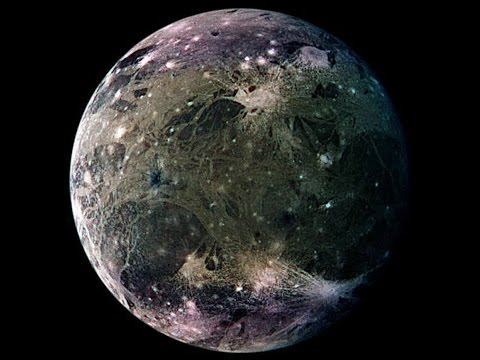 Sound of Ganymede (Jupiter moon)