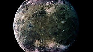 Sound of Ganymede (Jupiter moon) NASA Voyager Space Sounds