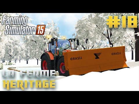 Farming Simulator 15 | La Ferme Héritage | Episode 18 | Le vieux qui làche ! (RolePlay)