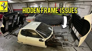 I Found Hidden Problems on My Ferrari 512BBi Boxer Project