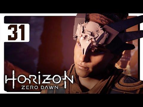 Let's Play Horizon Zero Dawn Blind Part 31 - Bird of the Storm [Horizon Zero Dawn PS4 Gameplay]
