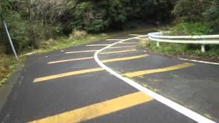 車両通行止めになった和歌山 大川峠の廃道を自転車で走ってみた