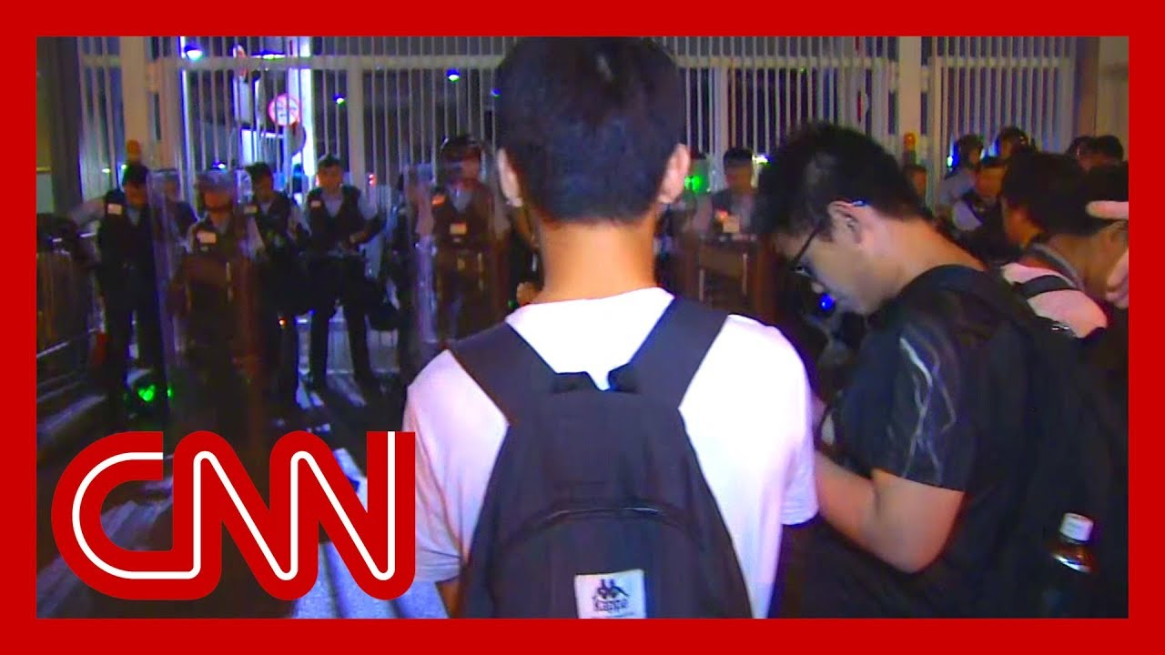 CNN:Fears over ramifications of Hong Kong extradition bill