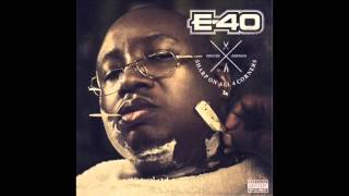 "E-40 ""Sleep"" (feat. Ludacris & Plies)"