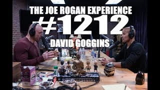 Joe Rogan Experience #1212 - David Goggins
