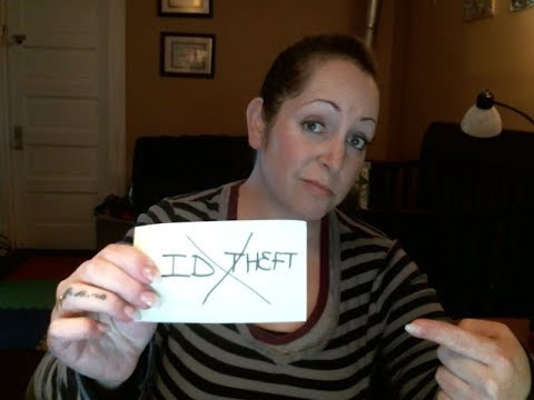 Identity theft credit sweeps = ruined credit