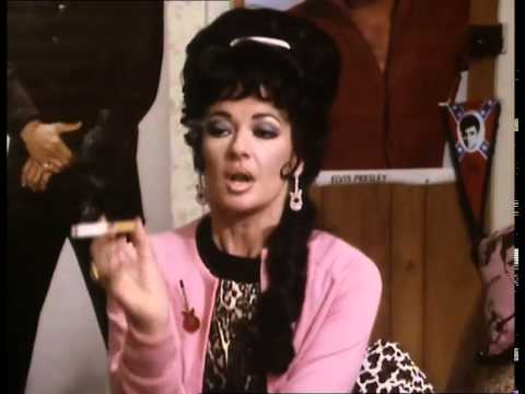 French & Saunders  Stephanie Beacham as Elvis Presley's Secret Lover