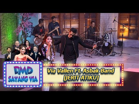 GOYANG BARENG! Via Vallen Ft. Asbak Band [JERIT ATIKU] - DMD Sayang Via (30/10)