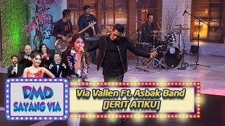 Download lagu GOYANG BARENG! Via Vallen Ft. Asbak Band [JERIT ATIKU] - DMD Sayang Via (30/10)