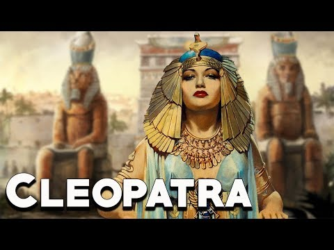 Cleopatra: The Queen Of Egypt - Part 1/2 - Great Figures Of History - See U In History